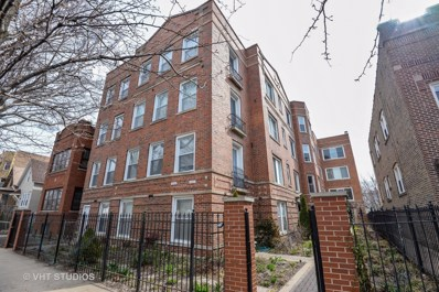 3039 N TROY Street UNIT 3W, Chicago, IL 60618 - MLS#: 09929281