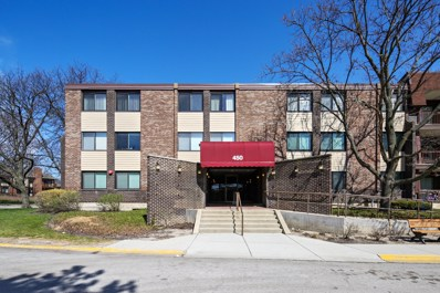 450 Raintree Court UNIT 450-2F, Glen Ellyn, IL 60137 - MLS#: 09929341