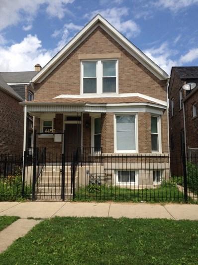 4452 W Maypole Avenue, Chicago, IL 60624 - MLS#: 09929371