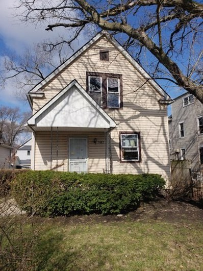 1662 Thorn Street, Chicago Heights, IL 60411 - MLS#: 09929480