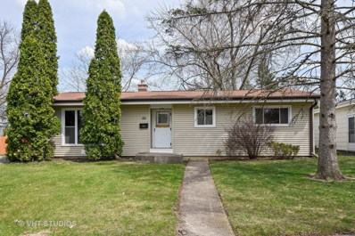 251 N Greenwood Avenue, Palatine, IL 60074 - MLS#: 09929745
