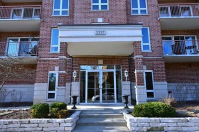 1327 E Washington Street UNIT 509, Des Plaines, IL 60016 - MLS#: 09929937