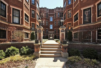 634 Sheridan Square UNIT 3, Evanston, IL 60202 - MLS#: 09929947