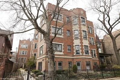 5614 S BLACKSTONE Avenue UNIT 3, Chicago, IL 60637 - MLS#: 09930054