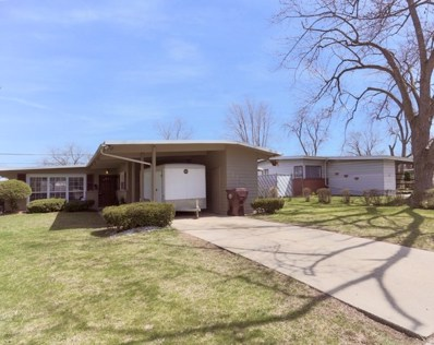 1129 Schilling Avenue, Chicago Heights, IL 60411 - MLS#: 09930133