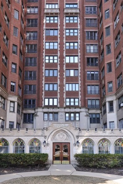 5834 S Stony Island Avenue UNIT 7C, Chicago, IL 60637 - #: 09930166