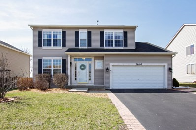 7802 Boxwood Lane, Plainfield, IL 60586 - MLS#: 09930209