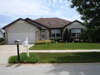 25761 S Taft Street, Monee, IL 60449 - MLS#: 09930488