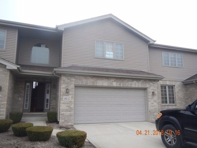 18135 Edgar Place, Tinley Park, IL 60487 - MLS#: 09930498