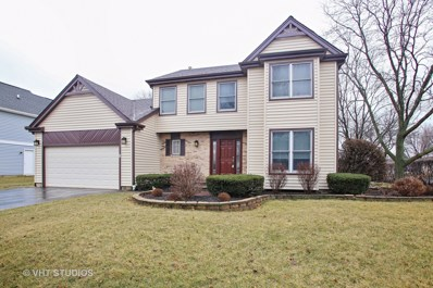 2317 FEATHERSTONE Court, Schaumburg, IL 60194 - MLS#: 09930523