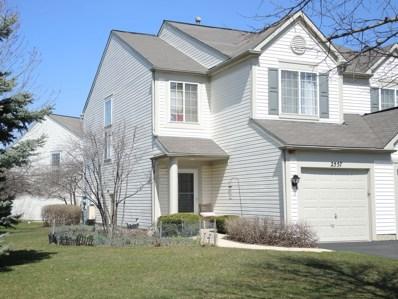 2557 Carrolwood Road, Naperville, IL 60540 - MLS#: 09930607