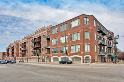 2222 W Diversey Avenue UNIT 311, Chicago, IL 60647 - MLS#: 09930753