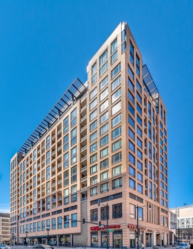 520 S STATE Street UNIT 1003, Chicago, IL 60605 - MLS#: 09930779