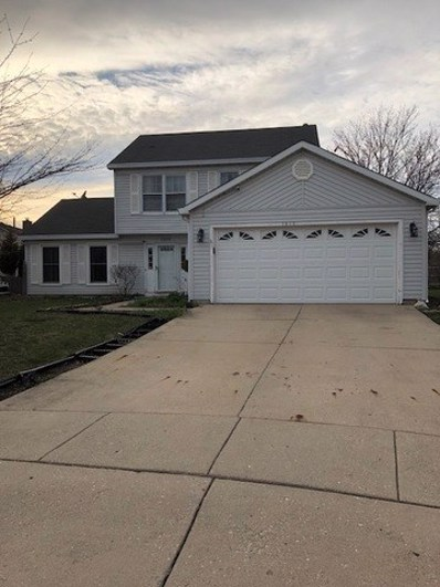 1310 Darlington Circle, Hoffman Estates, IL 60169 - MLS#: 09930791