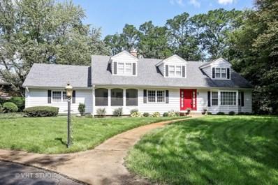 1835 Butterfield Lane, Flossmoor, IL 60422 - MLS#: 09930836