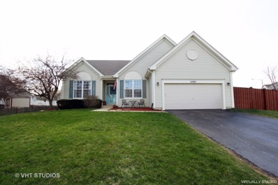 1903 Vermette Circle, Plainfield, IL 60586 - MLS#: 09930919