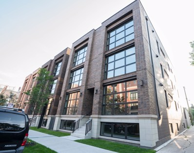 822 N Marshfield Avenue UNIT 1S, Chicago, IL 60622 - MLS#: 09931045