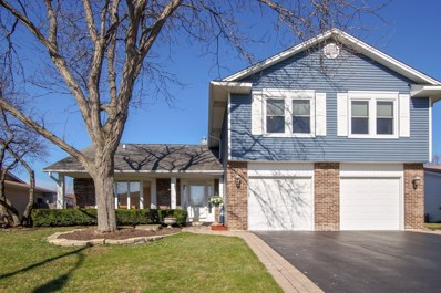 4180 Crimson Drive, Hoffman Estates, IL 60192 - MLS#: 09931081