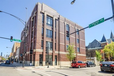 755 N Paulina Street UNIT 3W, Chicago, IL 60622 - MLS#: 09931135