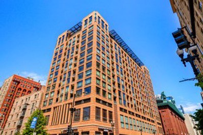 520 S State Street UNIT 1722, Chicago, IL 60605 - MLS#: 09931242