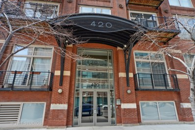 420 S Clinton Street UNIT 705A, Chicago, IL 60607 - #: 09931266