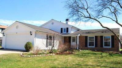 823 Saratoga Lane, Buffalo Grove, IL 60089 - MLS#: 09931286