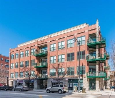 936 W Madison Street UNIT 2C, Chicago, IL 60607 - MLS#: 09931293