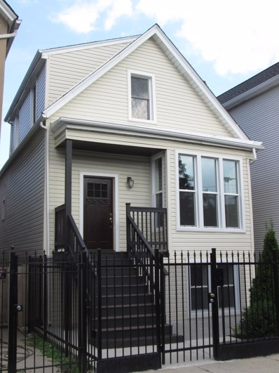 1849 N Mozart Street, Chicago, IL 60647 - MLS#: 09931552