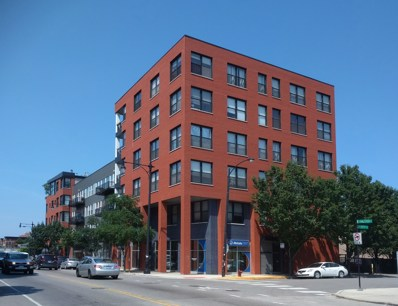 1601 S Halsted Street UNIT 306, Chicago, IL 60608 - MLS#: 09931702