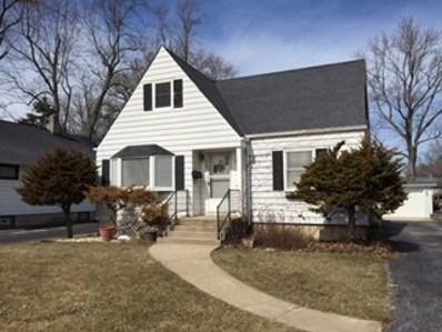 1406 Ridge Road, Homewood, IL 60430 - MLS#: 09932055