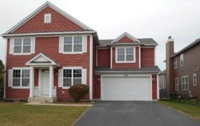 735 Spires Drive, Oswego, IL 60543 - MLS#: 09932065