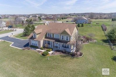 5672 Fields Drive, Yorkville, IL 60560 - MLS#: 09932280
