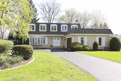 19W153  Avenue Chateaux NORTH, Oak Brook, IL 60523 - MLS#: 09932455