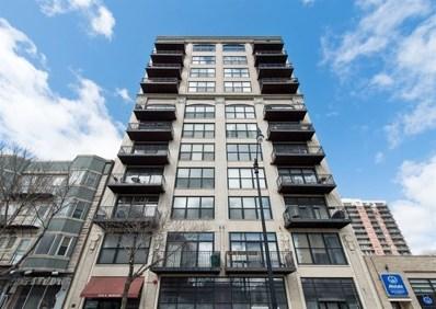 1516 S Wabash Avenue UNIT 807, Chicago, IL 60605 - MLS#: 09932472