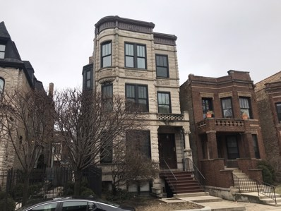 2152 W Concord Place, Chicago, IL 60647 - MLS#: 09932541