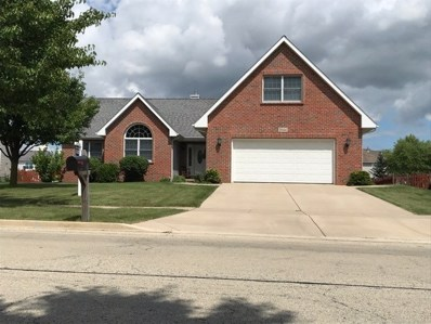 1844 Walsh Drive, Yorkville, IL 60560 - MLS#: 09932602