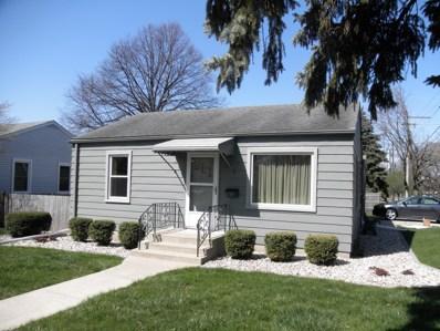 523 N Reed Street, Joliet, IL 60435 - MLS#: 09932664