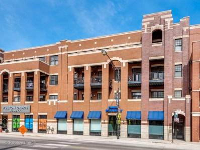 2859 N Halsted Street UNIT 202, Chicago, IL 60657 - MLS#: 09932690