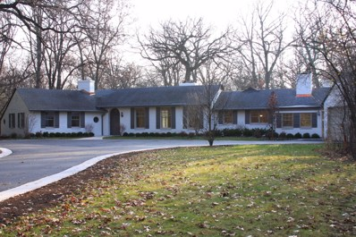 1801 Knollwood Lane, Lake Forest, IL 60045 - MLS#: 09932723