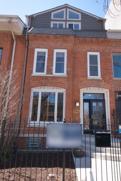 1756 N Honore Street, Chicago, IL 60622 - MLS#: 09932844