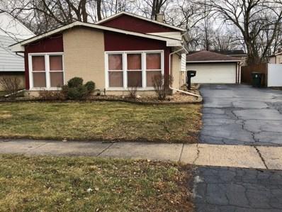 16405 WINCHESTER Avenue, Markham, IL 60428 - MLS#: 09932950