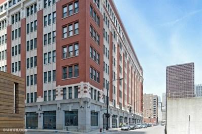732 S FINANCIAL Place UNIT 610, Chicago, IL 60605 - MLS#: 09932964