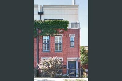1706 N Bissell Street, Chicago, IL 60614 - MLS#: 09932979