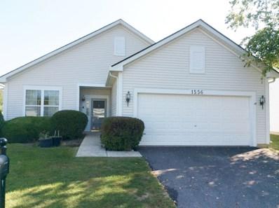 1556 Benzie Circle, Romeoville, IL 60446 - #: 09933042