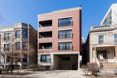 830 W Bradley Place UNIT 3N, Chicago, IL 60613 - MLS#: 09933229