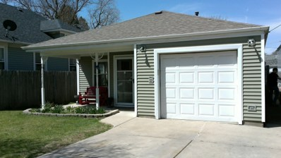 30 N Melrose Avenue, Elgin, IL 60123 - MLS#: 09933238