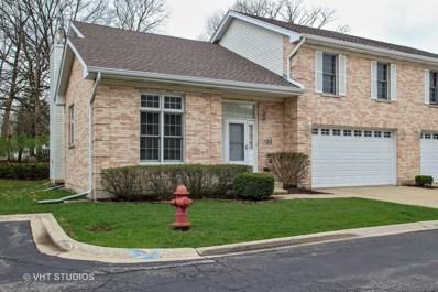 130 Oak Hill Drive UNIT 130, Wood Dale, IL 60191 - MLS#: 09933654