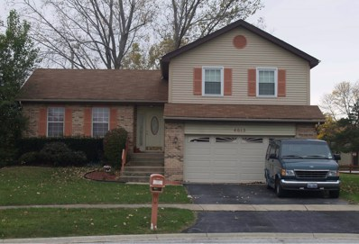 4013 192nd Place, Country Club Hills, IL 60478 - #: 09933723
