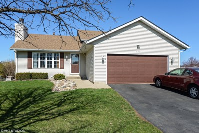 709 Dan Court, Genoa, IL 60135 - MLS#: 09933977