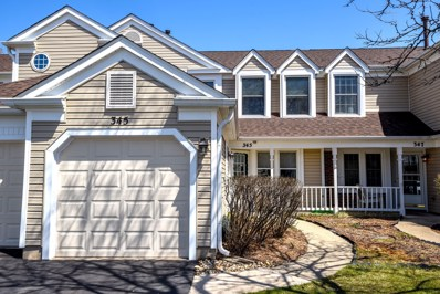 345 UNIVERSITY Lane, Elk Grove Village, IL 60007 - #: 09934033